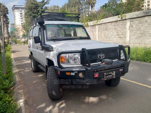 Toyota Land Cruiser 2012 White | Cars for sale in Nairobi, Kilimani