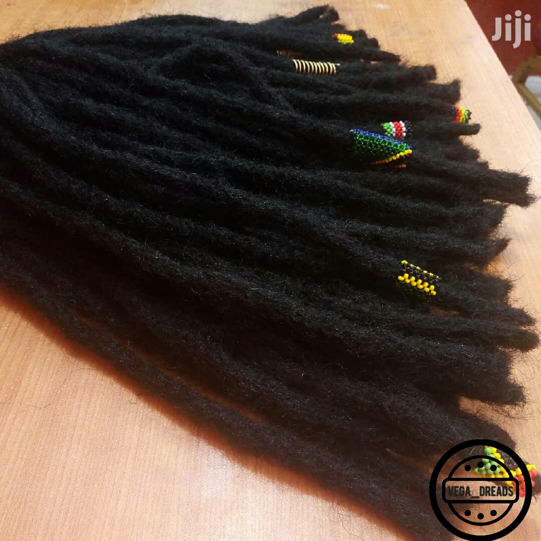 Artificial Synthetic Dreadlocks(Any Colour You Desire)   Hair Beauty for sale in Nairobi Central, Nairobi, Kenya