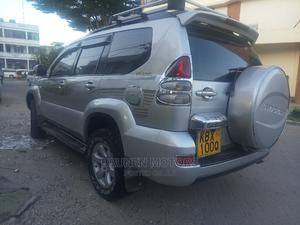 Toyota Land Cruiser Prado 2006 3.0 D-4d 5dr Silver   Cars for sale in Mombasa, Ganjoni