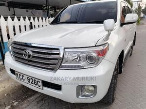 Toyota Land Cruiser 2007 White | Cars for sale in Mombasa, Shimanzi
