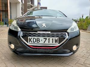 Peugeot 208 2013 Black | Cars for sale in Nairobi, Langata