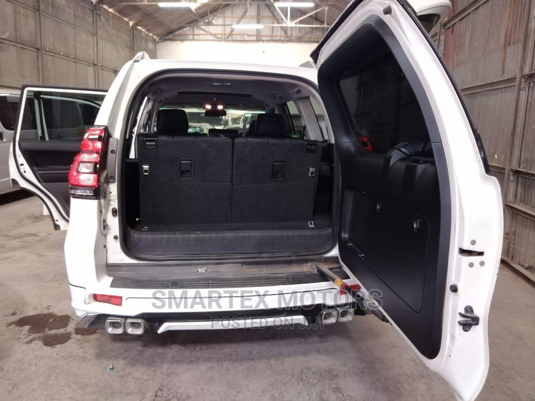 Toyota Land Cruiser Prado 2015 White   Cars for sale in Mvita, Mombasa, Kenya