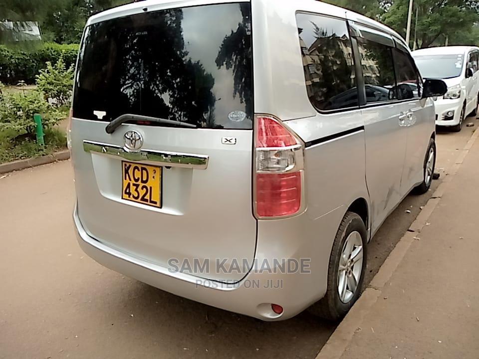 Toyota Noah 2009 Silver | Cars for sale in Nairobi Central, Nairobi, Kenya