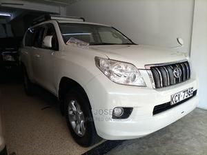 Toyota Land Cruiser Prado 2013 White | Cars for sale in Mombasa, Mombasa CBD