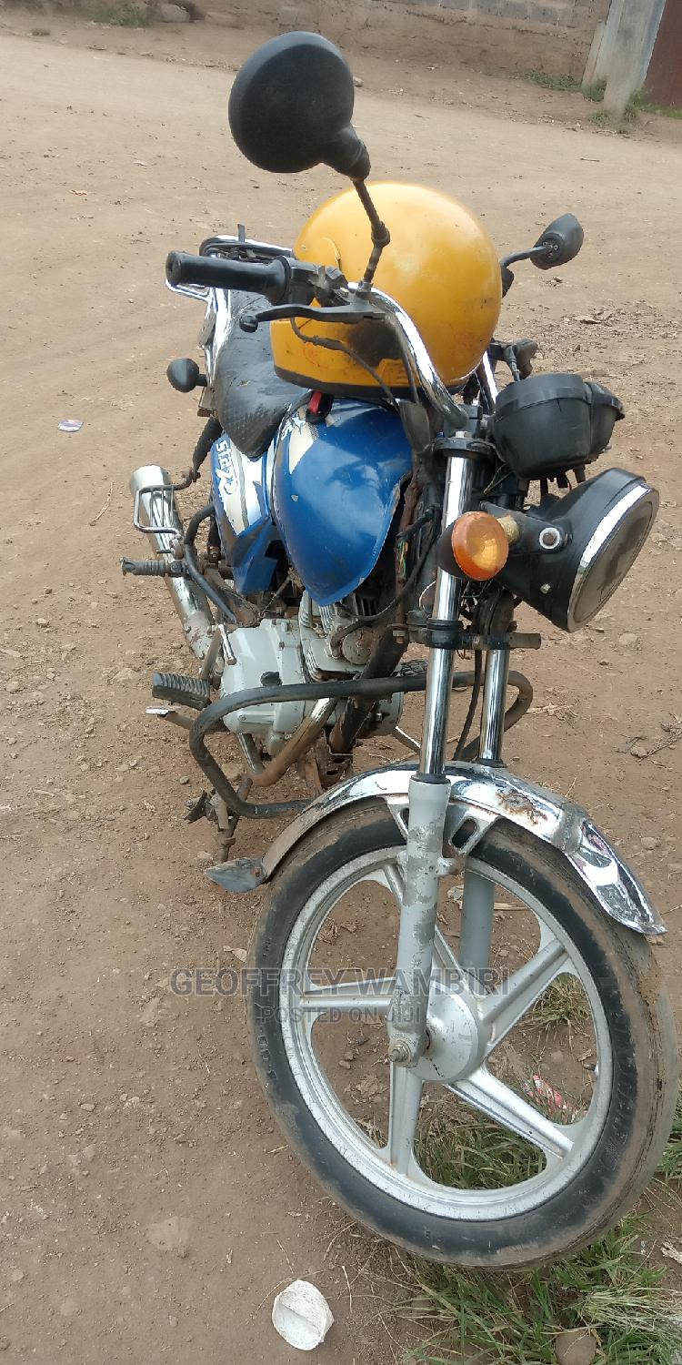 TVS Apache 180 RTR 2018 Blue   Motorcycles & Scooters for sale in Mwiki, Nairobi, Kenya