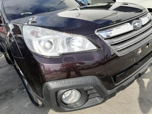 Subaru Outback 2013 Purple | Cars for sale in Mombasa, Shimanzi