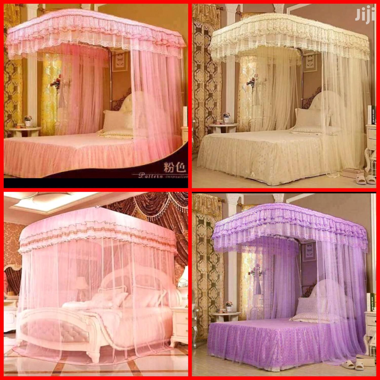 Two Stand Rail Mosquito Nets