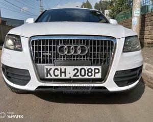 Audi Q5 2009 White | Cars for sale in Nairobi, Nairobi Central