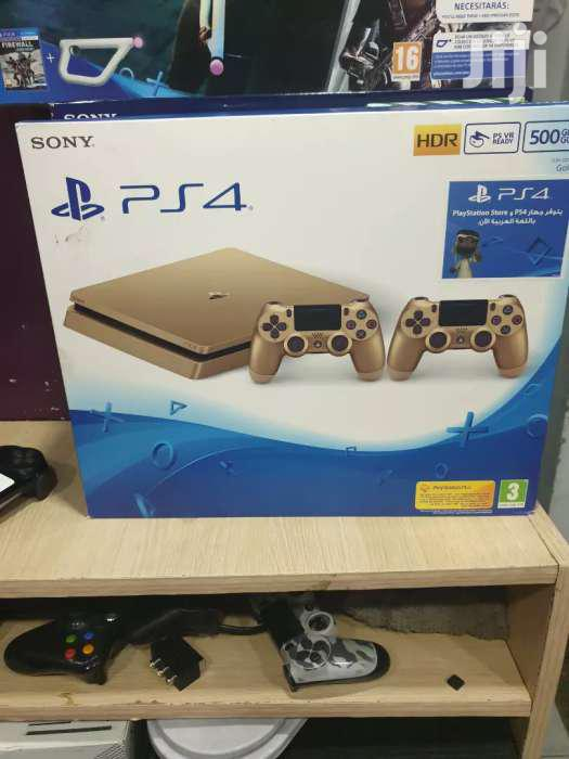 Ps4 500gb Slim New