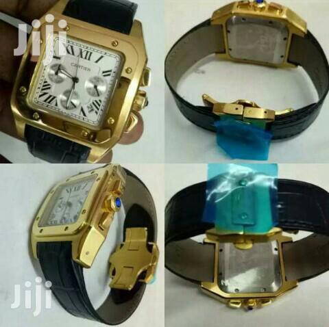 Archive: Cartier Chronographe Quality Timepiece