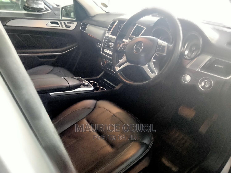 Mercedes-Benz GL Class 2014 Silver | Cars for sale in Makadara (Msa), Mombasa, Kenya