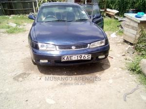 Mazda 626 2000 Blue   Cars for sale in Nairobi, Donholm