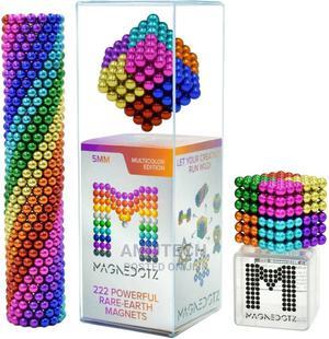 5MM Magnetic Ball Toys Metal DIY Magnet Balls Blocks   Toys for sale in Nairobi, Nairobi Central