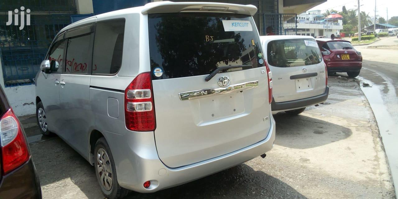 Toyota Noah 2012 Silver | Cars for sale in Mvita, Mombasa, Kenya