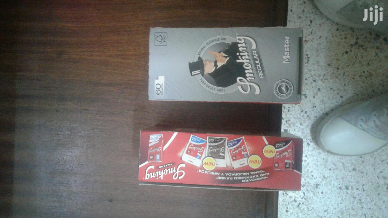 Smoking Master Rolling Papers, Regular Size | Tobacco Accessories for sale in Nairobi Central, Nairobi, Kenya