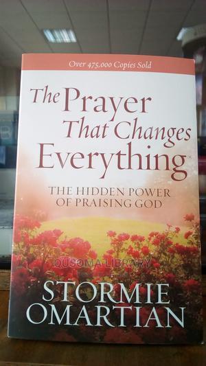 The Prayer That Changes Everything- Stormie Omartian | Books & Games for sale in Kiambu, Kiambu / Kiambu