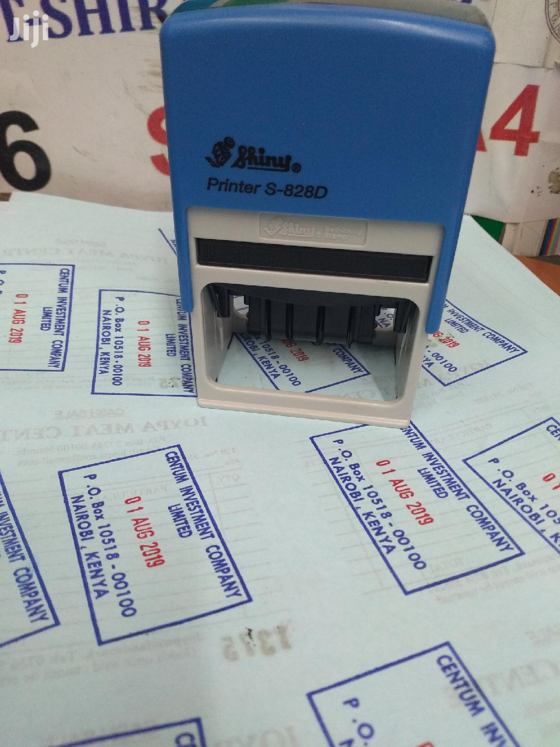 Rubber Stamps And Company Seal   Other Services for sale in Nairobi Central, Nairobi, Kenya