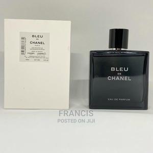 Bleu De Chanel 100ml Tester Perfum | Fragrance for sale in Nairobi, Langata