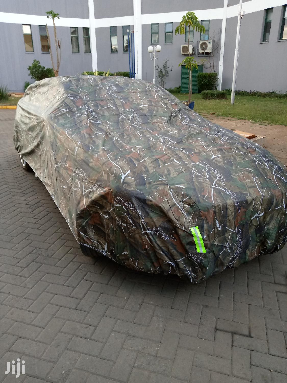 Jungle Brown Car Covers