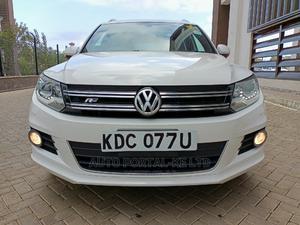 Volkswagen Tiguan 2014 Pearl | Cars for sale in Nairobi, Langata