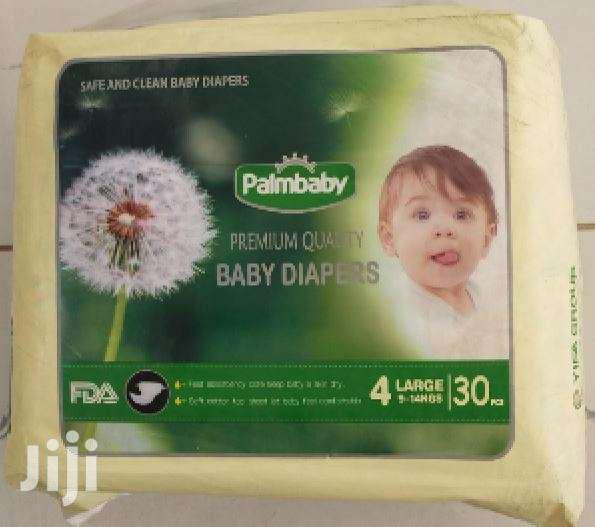 Archive: BABY / INFANT DISPOSABLE BULK DIAPERS, LARGE SIZE, PACK OF 30, OFFER