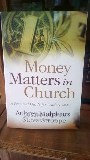 Money Matters in Church- Aubrey Malphurs   Books & Games for sale in Kajiado, Kitengela