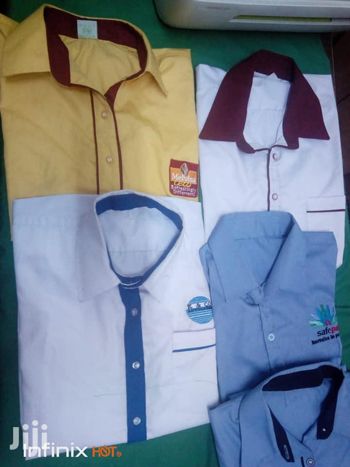We Make Brand And Supply High Quality Corporate Uniforms