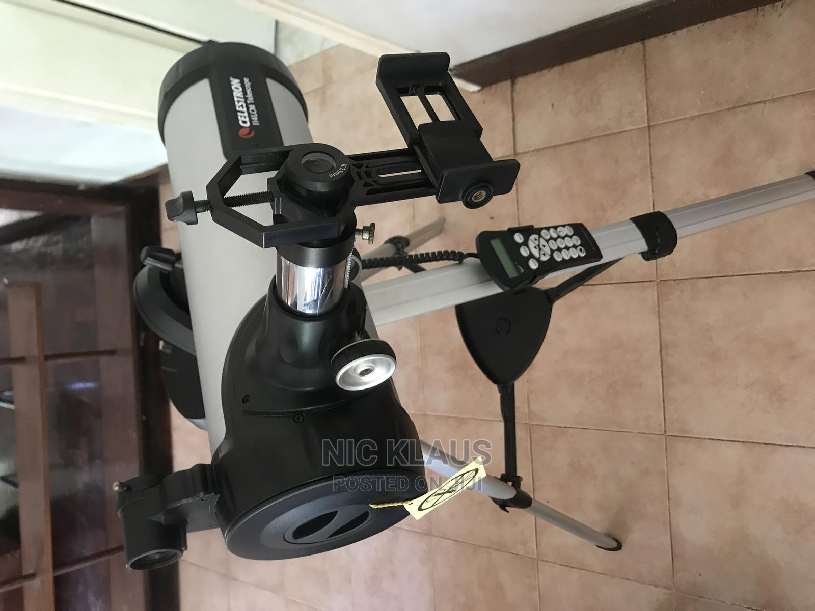 New Computerized Celestron Telescope - Quick Sale