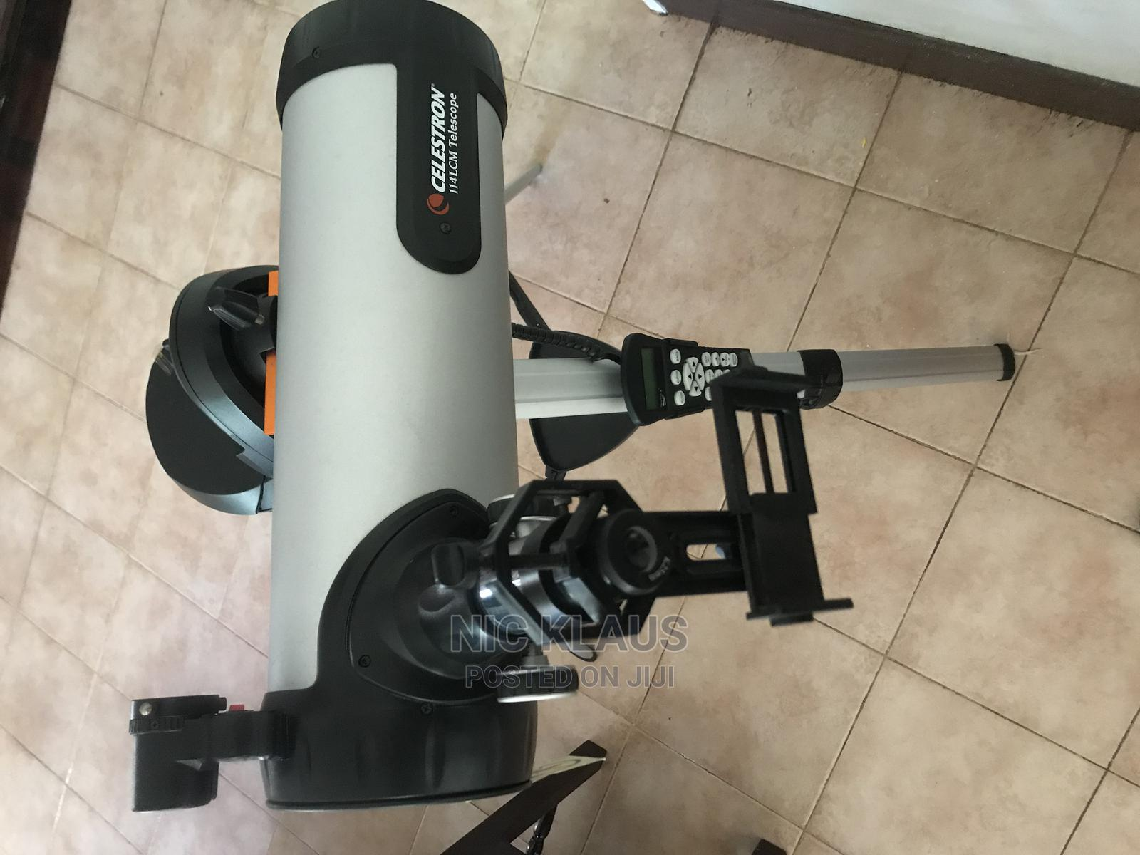 New Computerized Celestron Telescope - Quick Sale | Camping Gear for sale in Nyali, Mombasa, Kenya