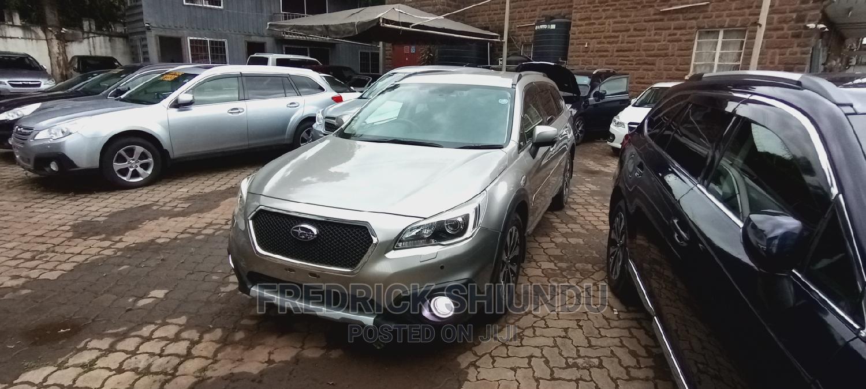 Subaru Outback 2015 Gold   Cars for sale in Parklands/Highridge, Nairobi, Kenya