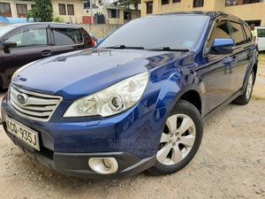 Subaru Outback 2011 Blue | Cars for sale in Mombasa, Mombasa CBD