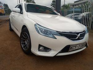 Toyota Mark X 2013 White | Cars for sale in Nairobi, Westlands