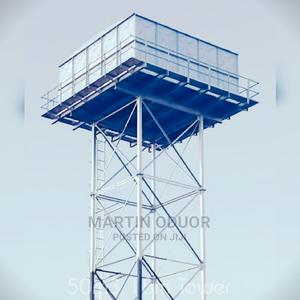 Steel Tank and Steel Water Tower | Other Repair & Construction Items for sale in Nairobi, Nairobi Central