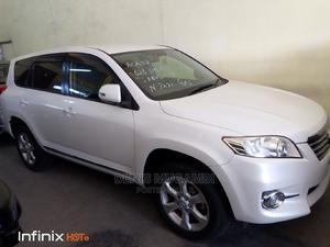 Toyota Vanguard 2013 White | Cars for sale in Mombasa, Ganjoni
