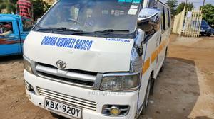 Toyota Hiace White   Buses & Microbuses for sale in Kiambu, Ruiru