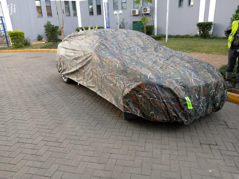 Jungle Green High Density Car Covers