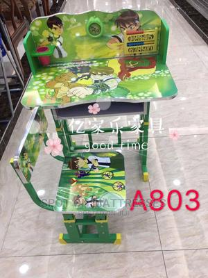 Kids' Reading Table + Matching Chair   Children's Furniture for sale in Nairobi, Nairobi Central