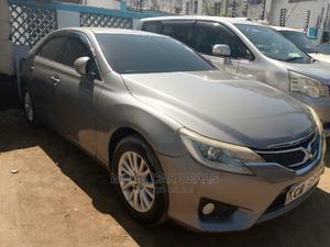 Toyota Mark X 2013 Gray   Cars for sale in Mombasa, Tononoka