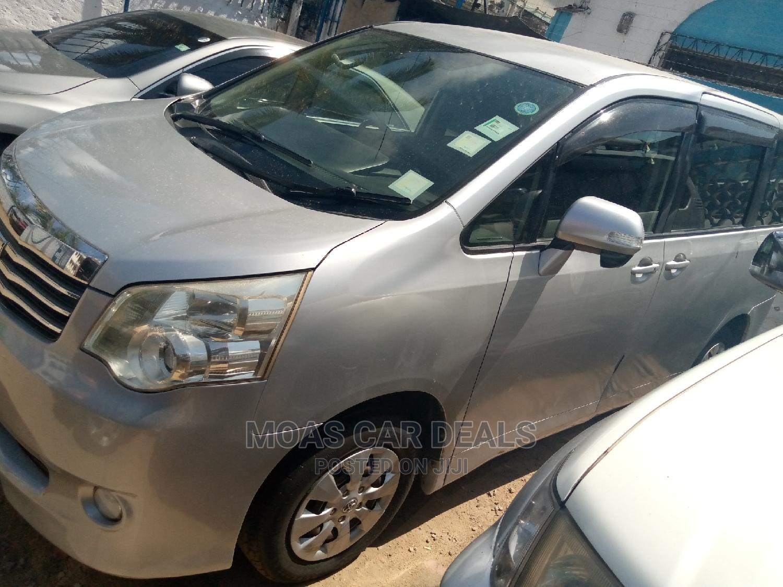 Toyota Noah 2010 Silver | Cars for sale in Tononoka, Mombasa, Kenya