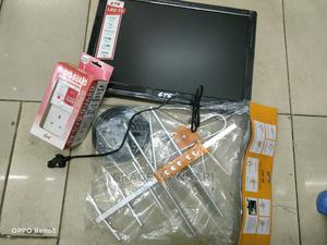 """22"""" Ctc Digital Tv With Free Aerial and Tv Guard 