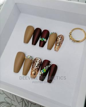 Luxury Press on Nails.   Makeup for sale in Nairobi, Nairobi Central