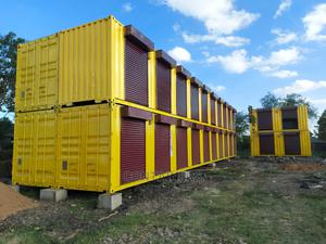 Shipping Containers Fabricated Into Stalls | Manufacturing Equipment for sale in Nairobi, Utawala