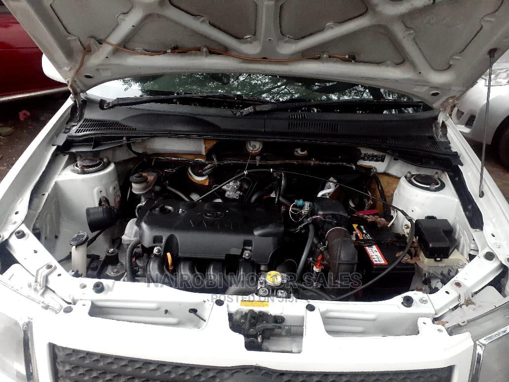 Toyota Succeed 2010 White   Cars for sale in Nairobi Central, Nairobi, Kenya