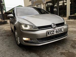 Volkswagen Golf 2013 Silver   Cars for sale in Nairobi, Nairobi West
