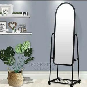 Whole Body Mirror With Stand | Home Accessories for sale in Nairobi, Ngara