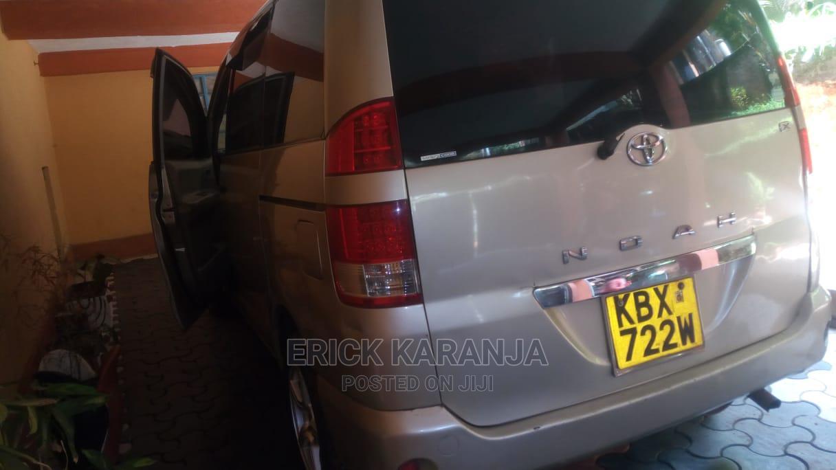 Toyota Noah 2006 Silver   Cars for sale in Kikuyu, Kiambu, Kenya