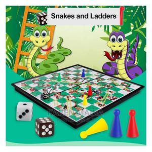 Magnetic Snakes and Ladder Game | Books & Games for sale in Nairobi, Nairobi Central