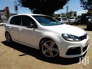 Volkswagen Golf 2012 R 5 Door White