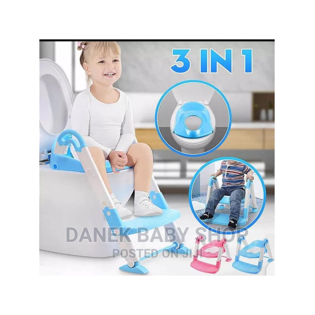 Potty Trainer/ Toilet Trainer/ 3in1 Kids Toilet Trainer