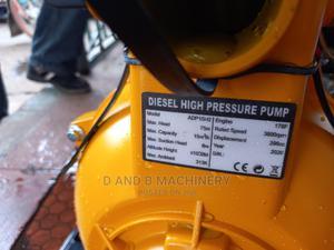 75m Head Diesel High Pressure Water Pump | Plumbing & Water Supply for sale in Nairobi, Karen